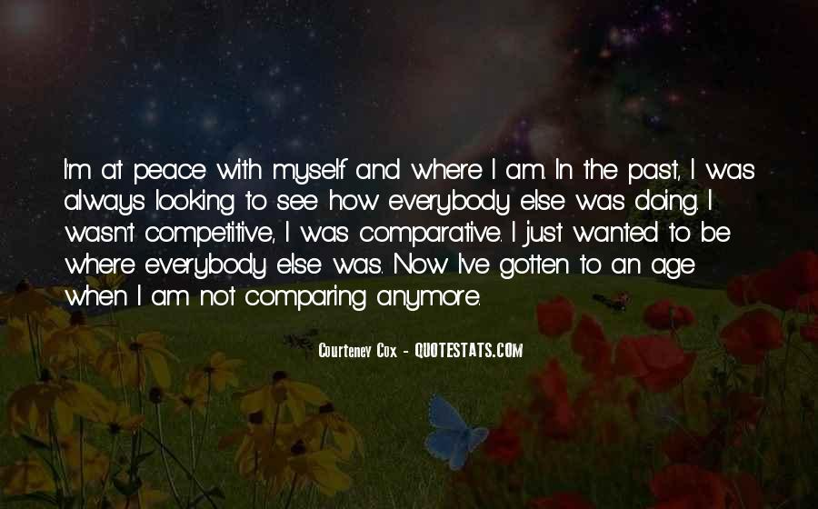 How I See Myself Quotes #260605