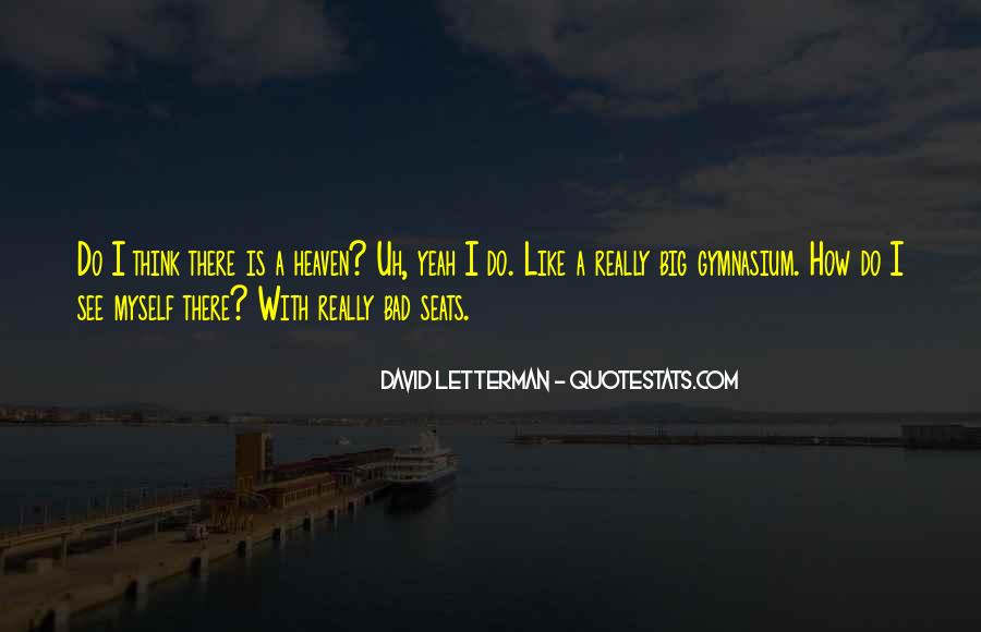 How I See Myself Quotes #737460