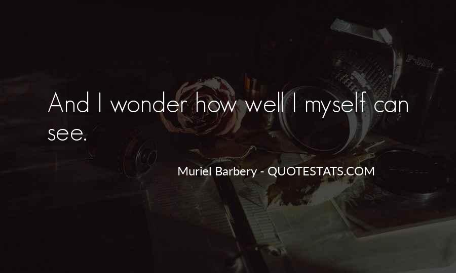 How I See Myself Quotes #754445