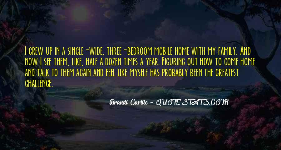 How I See Myself Quotes #819778