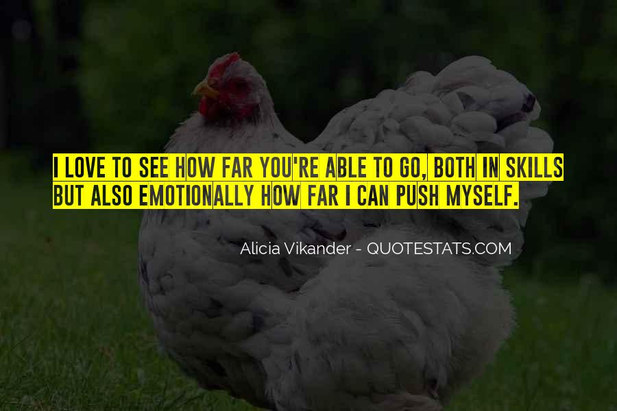 How I See Myself Quotes #927940