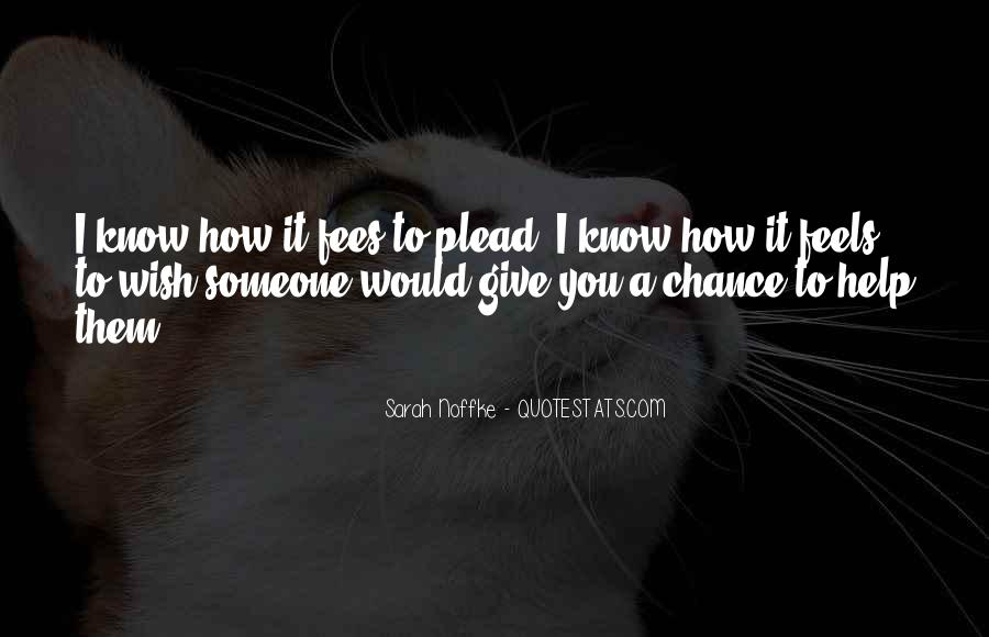 How I Wish Love Quotes #1765839