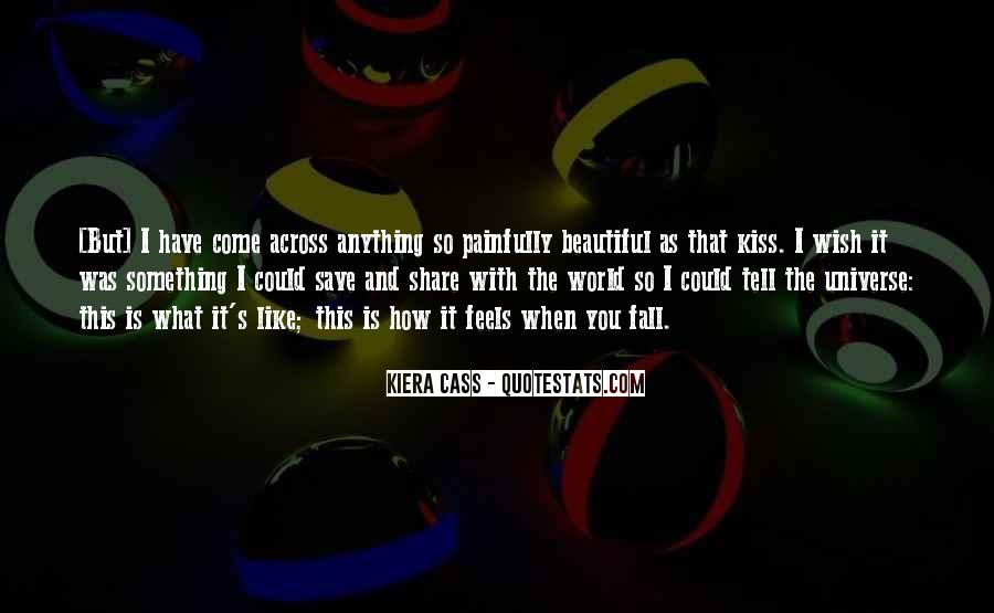 How I Wish Love Quotes #382289