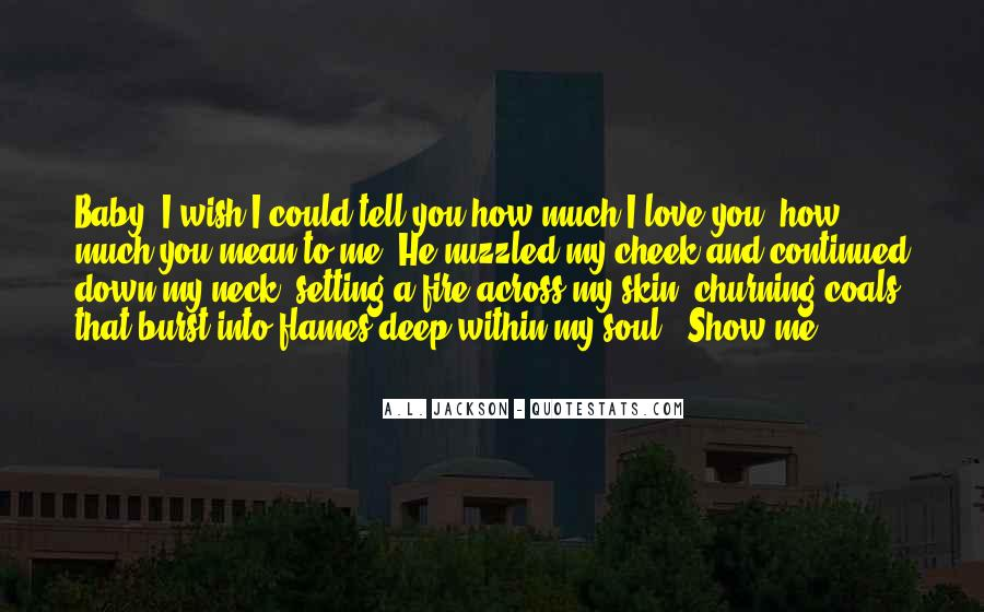 How I Wish Love Quotes #632342