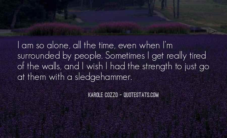How I Wish Love Quotes #643601
