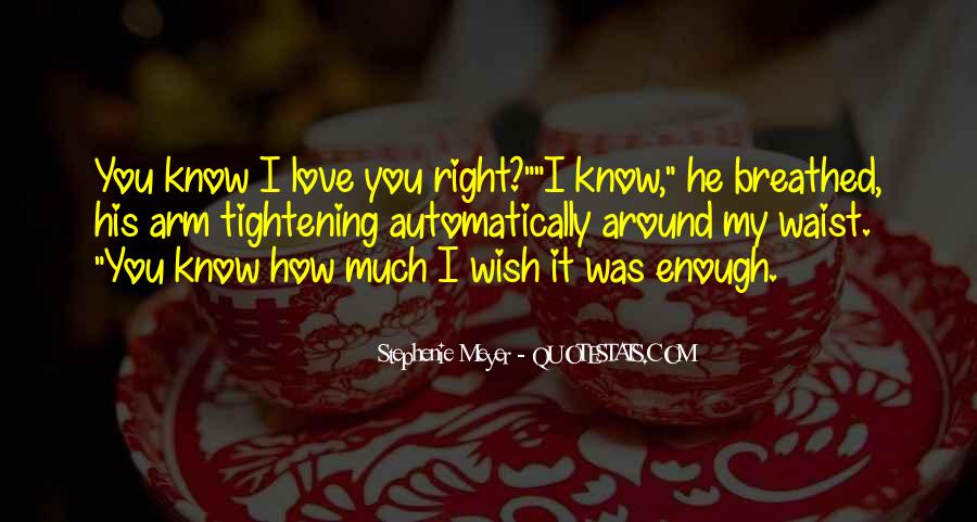 How I Wish Love Quotes #901770