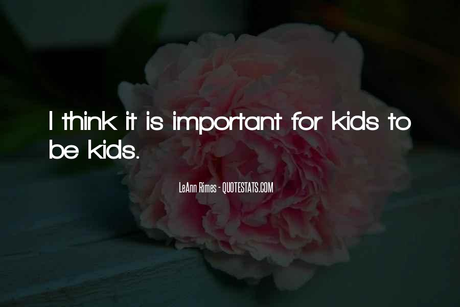 How Important Someone Is Quotes #2780
