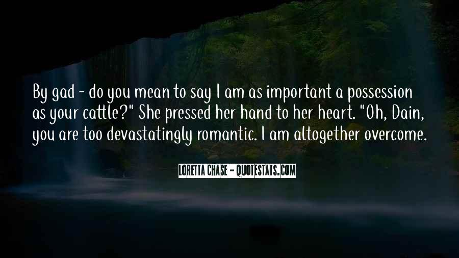 How Important Someone Is Quotes #2918