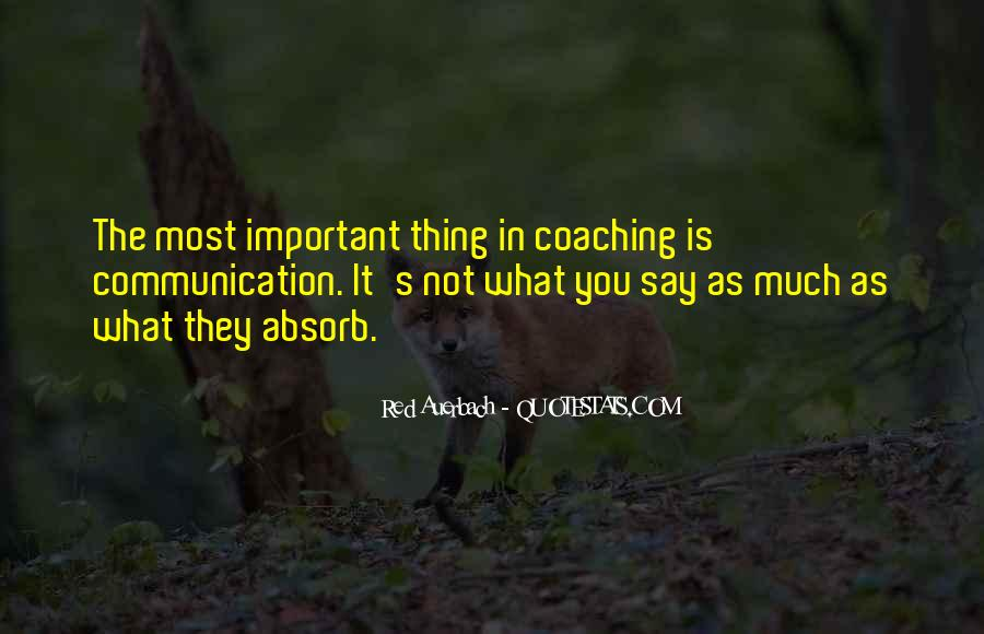 How Important Someone Is Quotes #3587