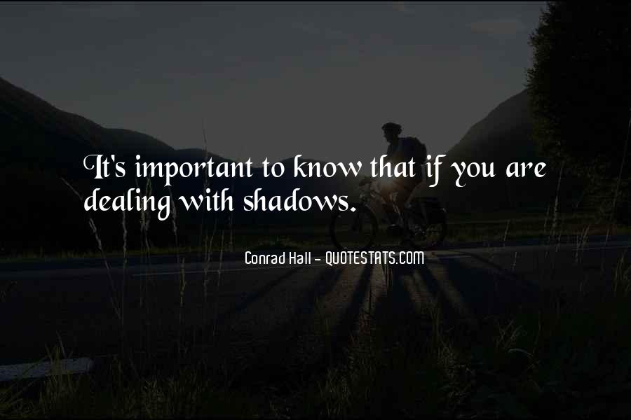 How Important Someone Is Quotes #4686