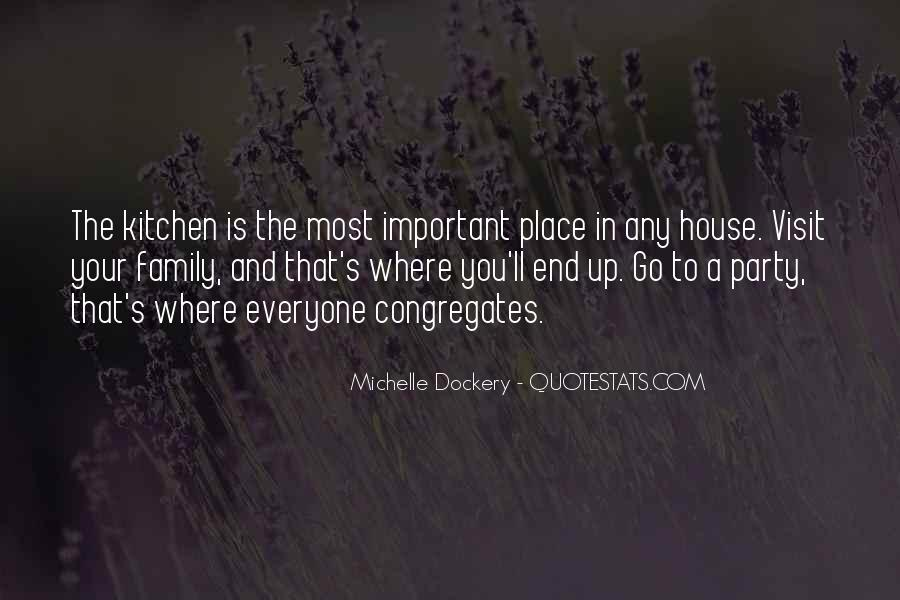 How Important Someone Is Quotes #4700