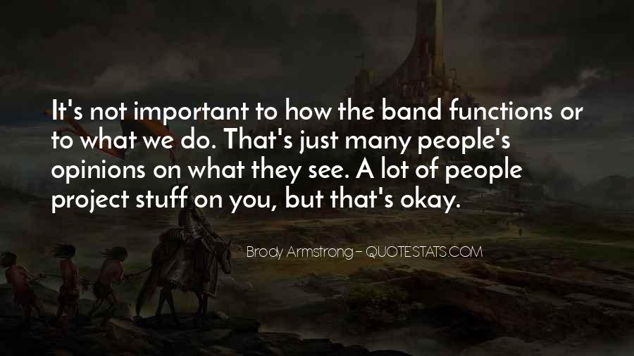 How Important Someone Is Quotes #6740