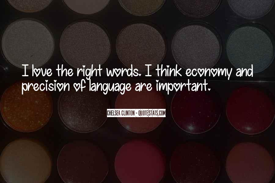 How Important Someone Is Quotes #8094