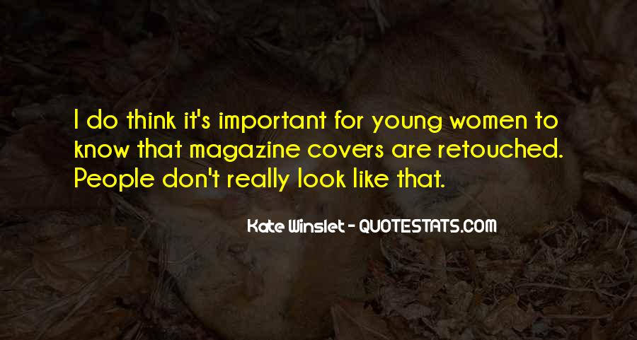 How Important Someone Is Quotes #8793