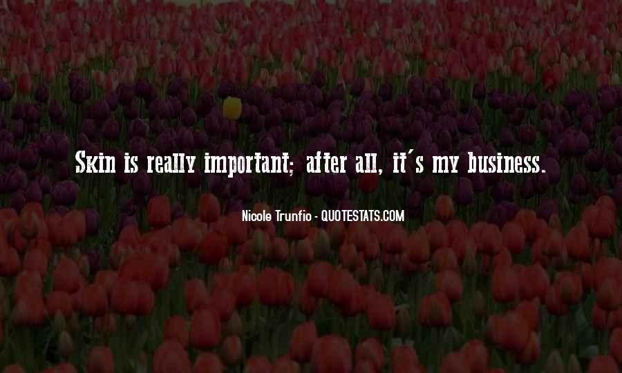 How Important Someone Is Quotes #9000