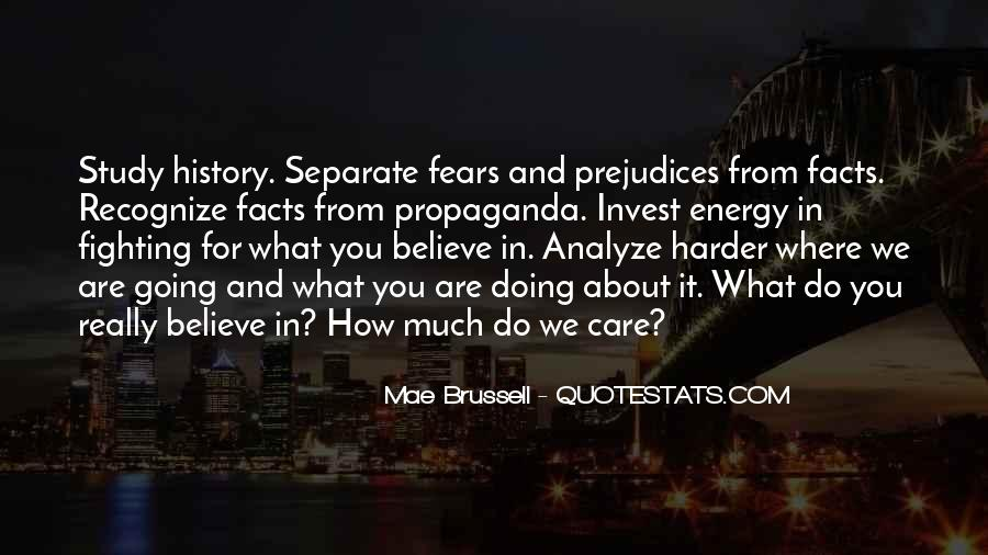 How Much You Care Quotes #1004051
