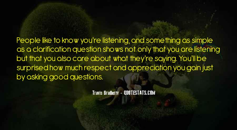 How Much You Care Quotes #1075180