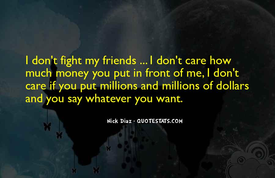 How Much You Care Quotes #459876