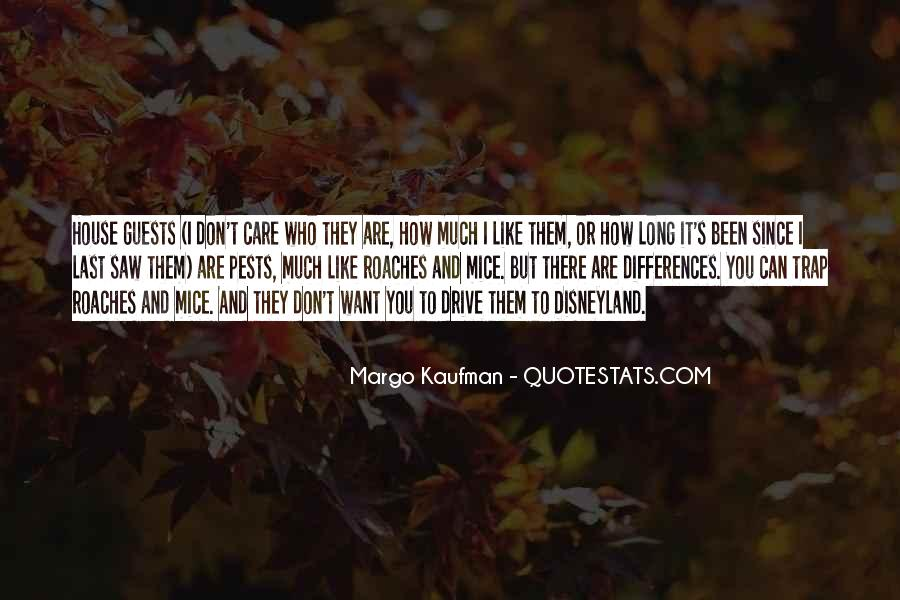 How Much You Care Quotes #649189