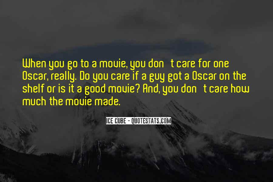 How Much You Care Quotes #674996