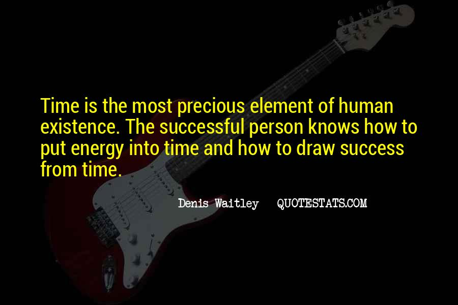 How Precious Time Is Quotes #1160178