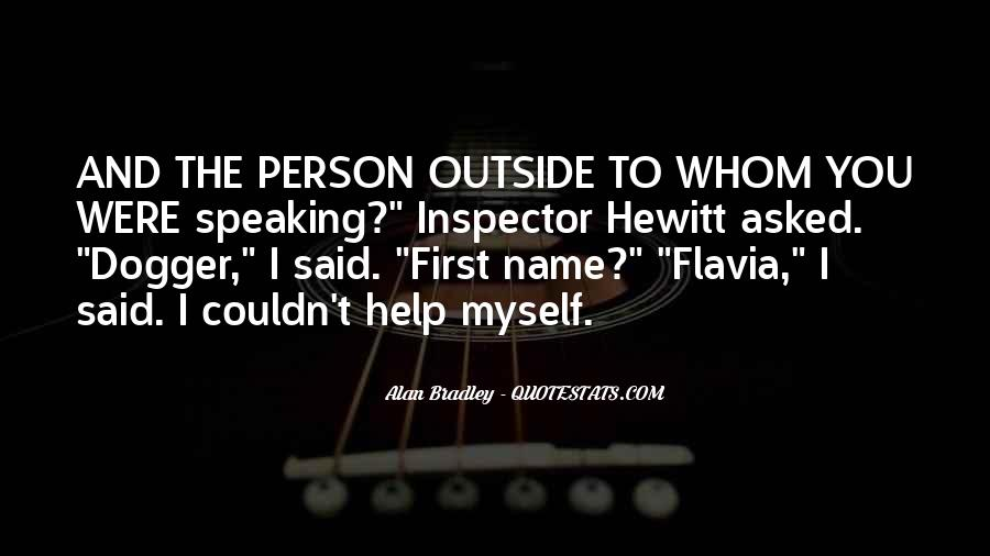 Quotes About Flavia #1733007
