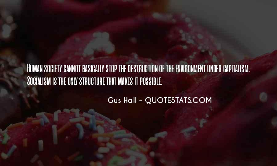 How To Change Society Quotes #224150