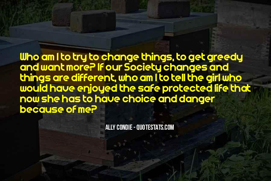 How To Change Society Quotes #248401