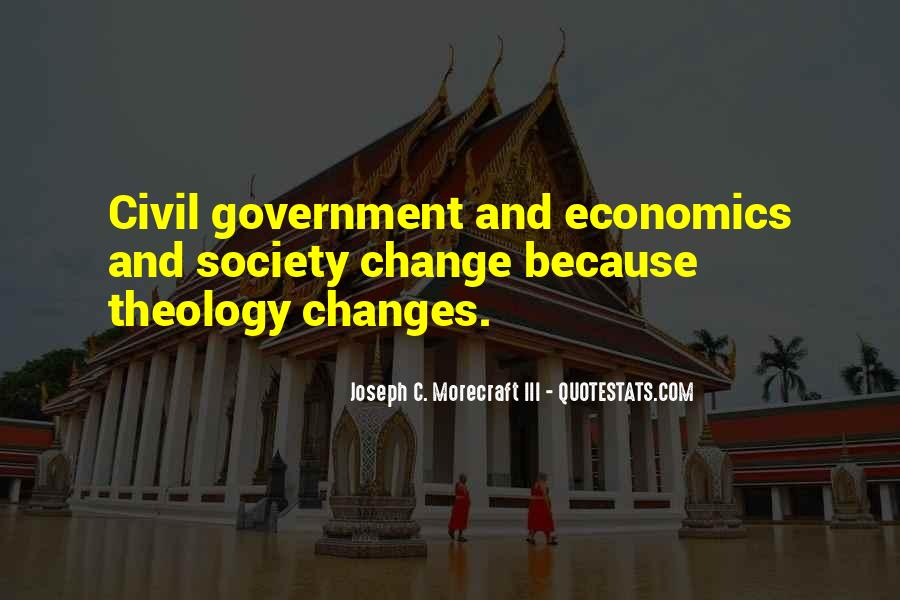 How To Change Society Quotes #277091