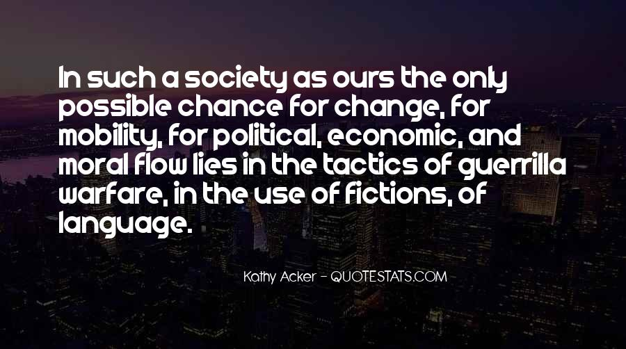 How To Change Society Quotes #68652