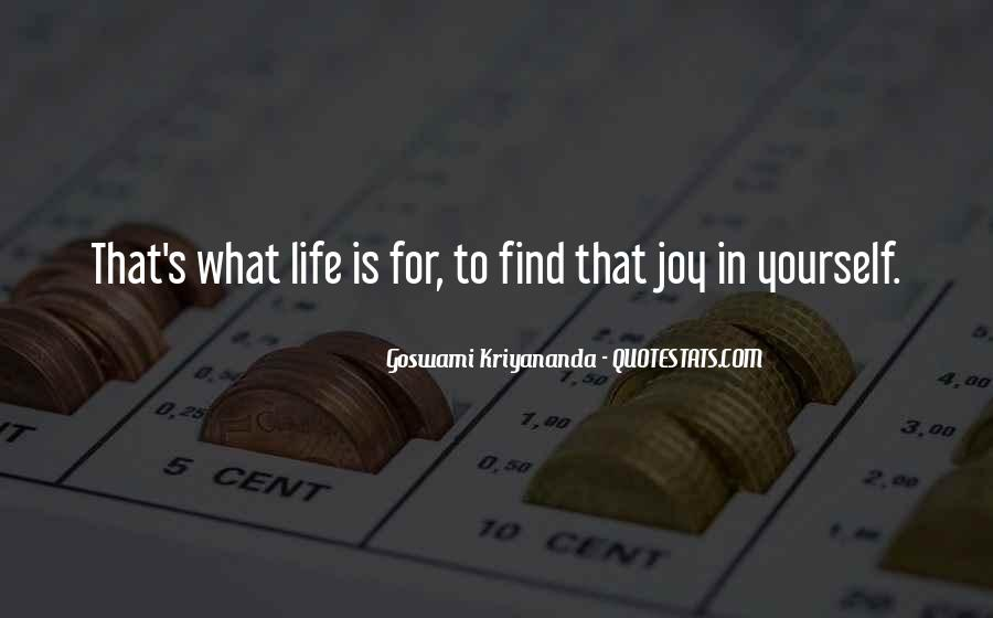How To Find Happiness In Life Quotes #14852