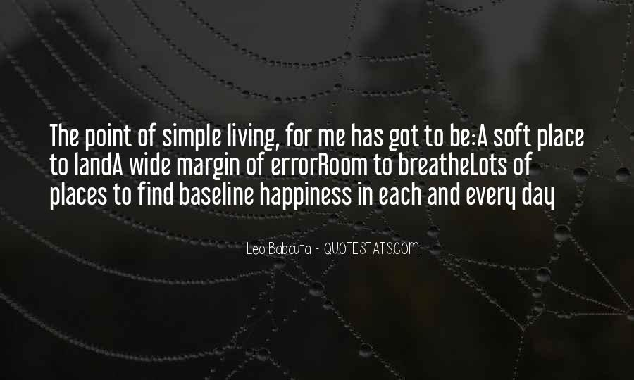 How To Find Happiness In Life Quotes #17532