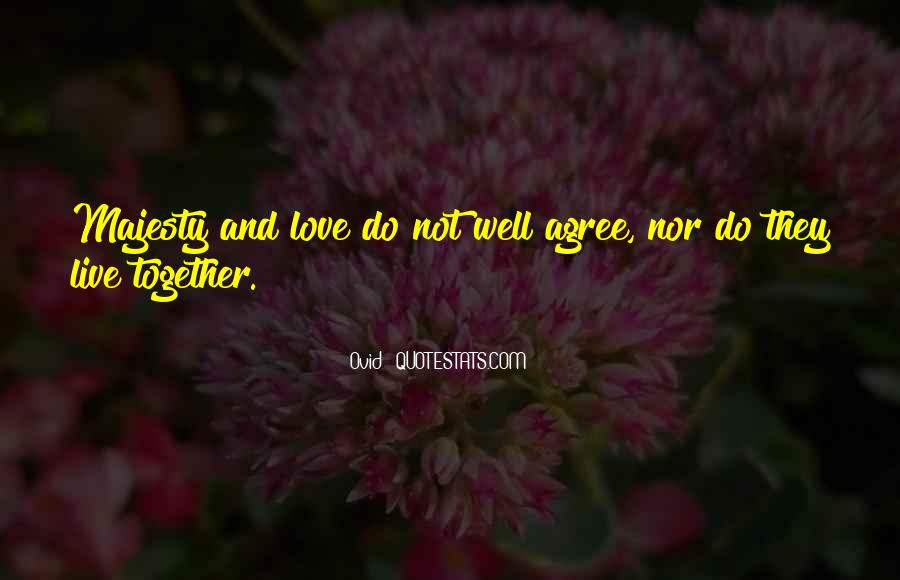 How To Live Without Love Quotes #25643