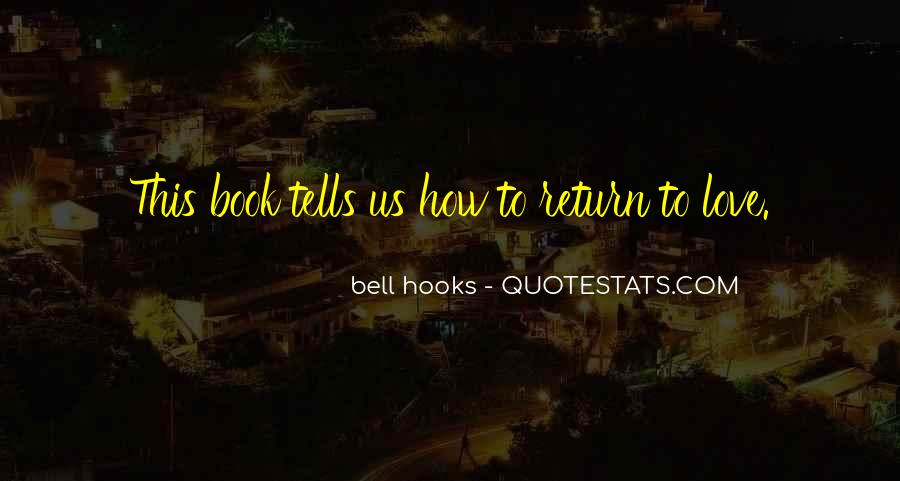 How To Love Book Quotes #1358125