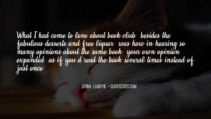 How To Love Book Quotes #43216