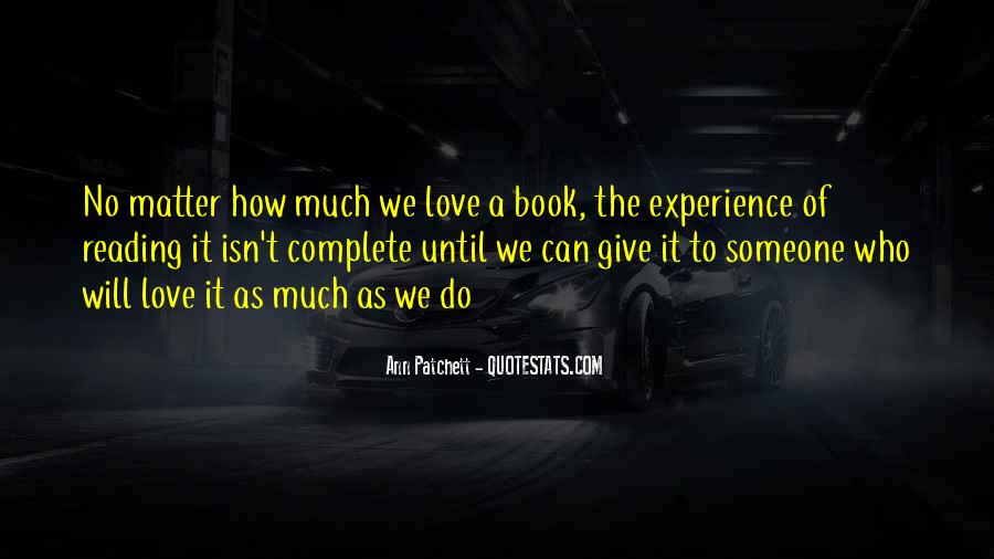 How To Love Book Quotes #478919