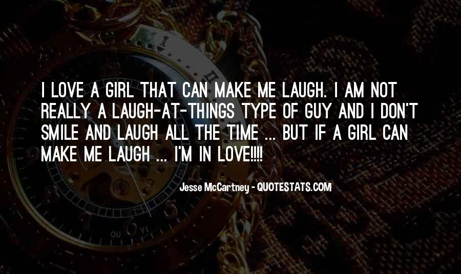 How To Make A Guy Smile Quotes #1848555