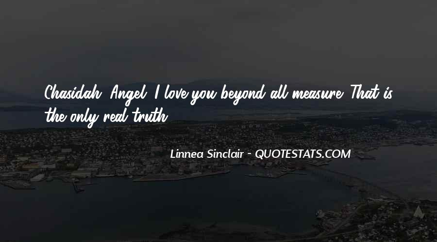 How To Measure Love Quotes #103712