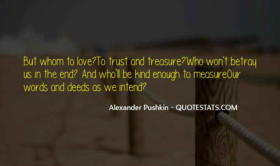 How To Measure Love Quotes #17231