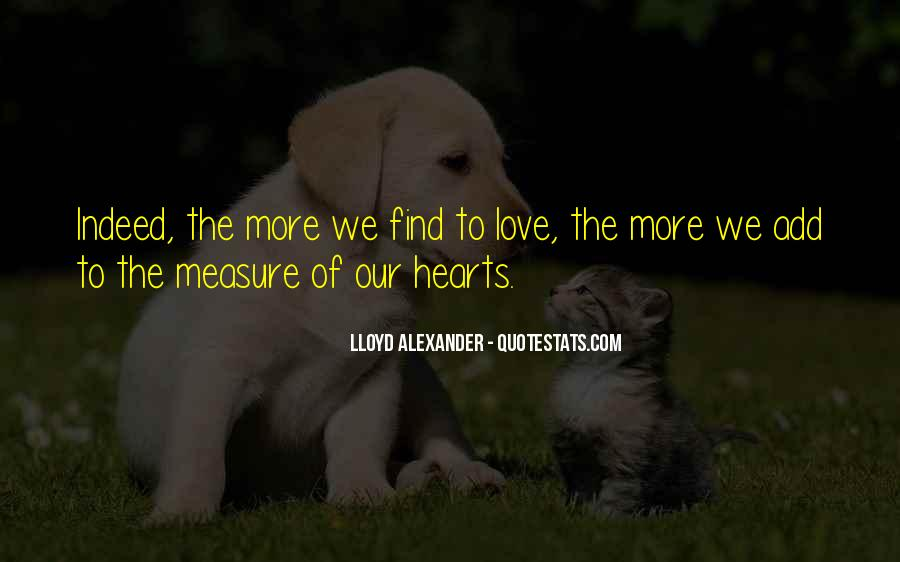 How To Measure Love Quotes #206193