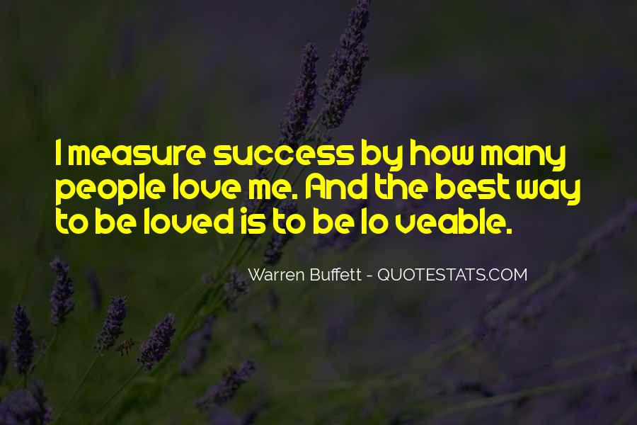 How To Measure Love Quotes #851683