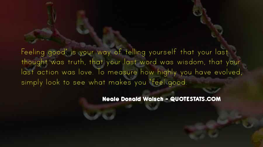 How To Measure Love Quotes #867175