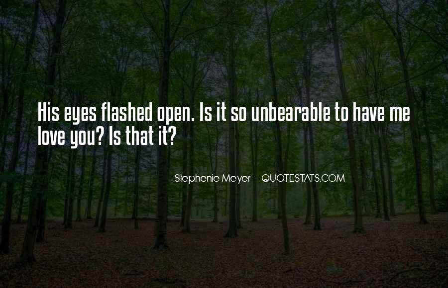 Quotes About Flashed #160578