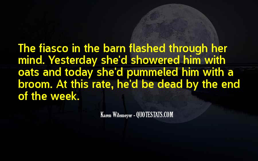 Quotes About Flashed #205195