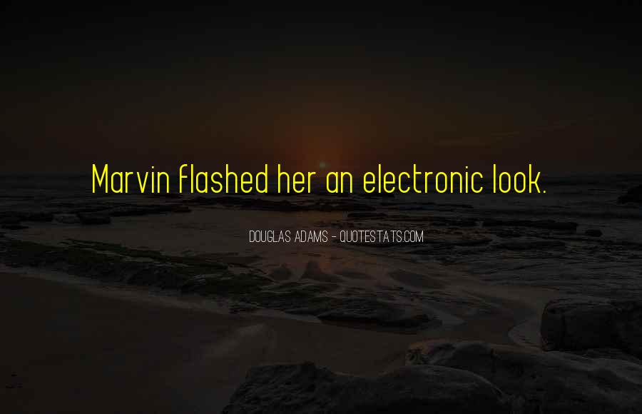 Quotes About Flashed #281693