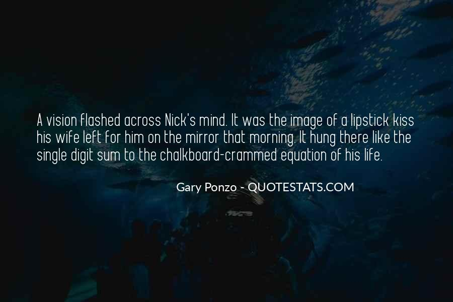 Quotes About Flashed #66404