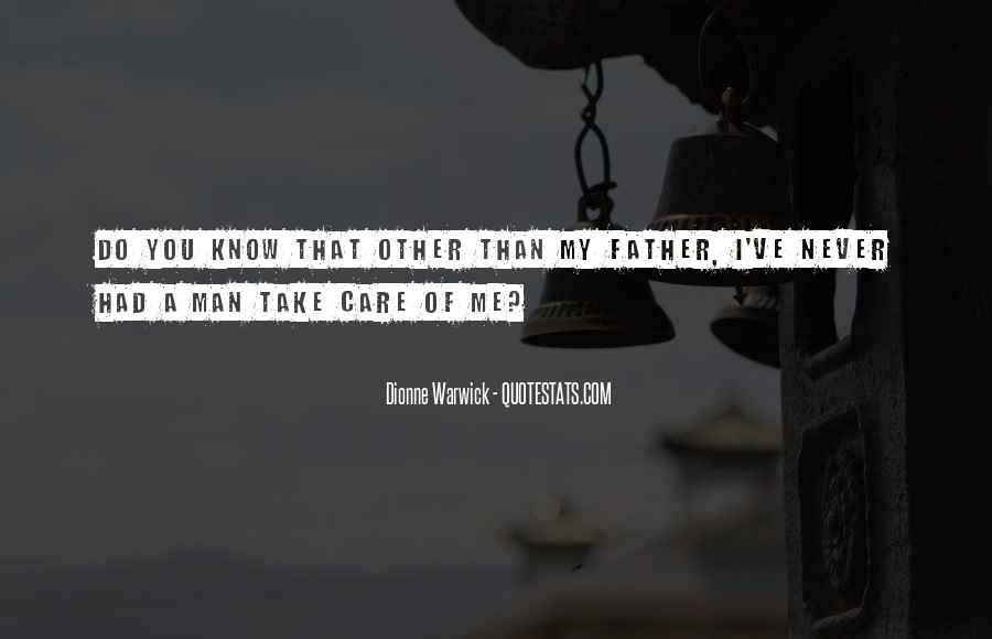 How To Take Care Of Your Relationship Quotes #1412580