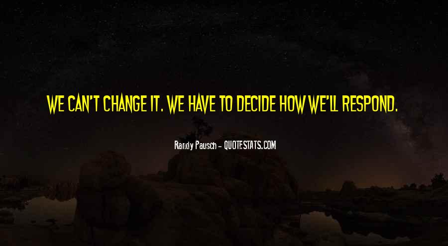 How We Decide Quotes #1460160