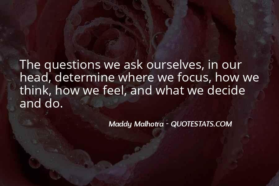 How We Decide Quotes #1617261