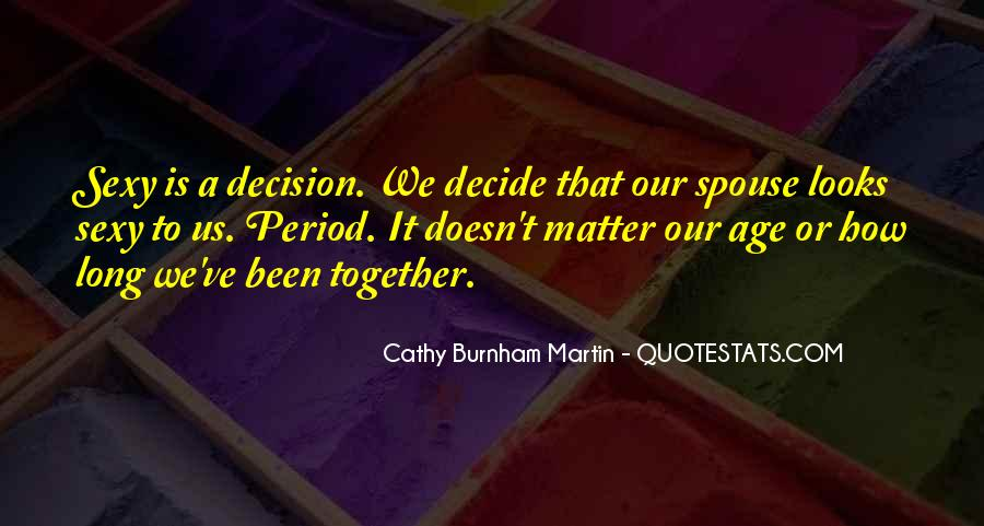 How We Decide Quotes #527350